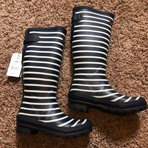 Women's Joules Welly rain boots